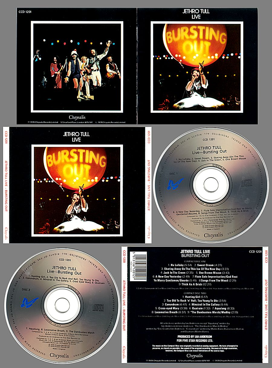 Jethro Tull This Was
