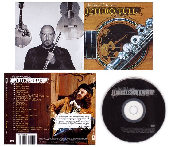 Electrocutas Com The Jethro Tull Archive Albums The