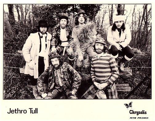 Jethro Tull Tour Chicago