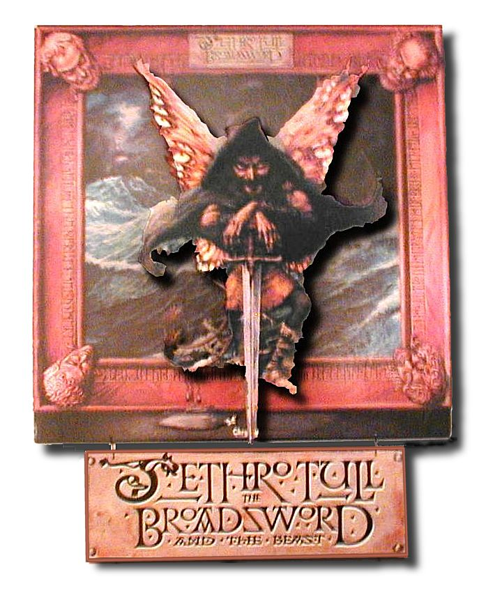 Jethro Tull Broadsword And The Beast Tour
